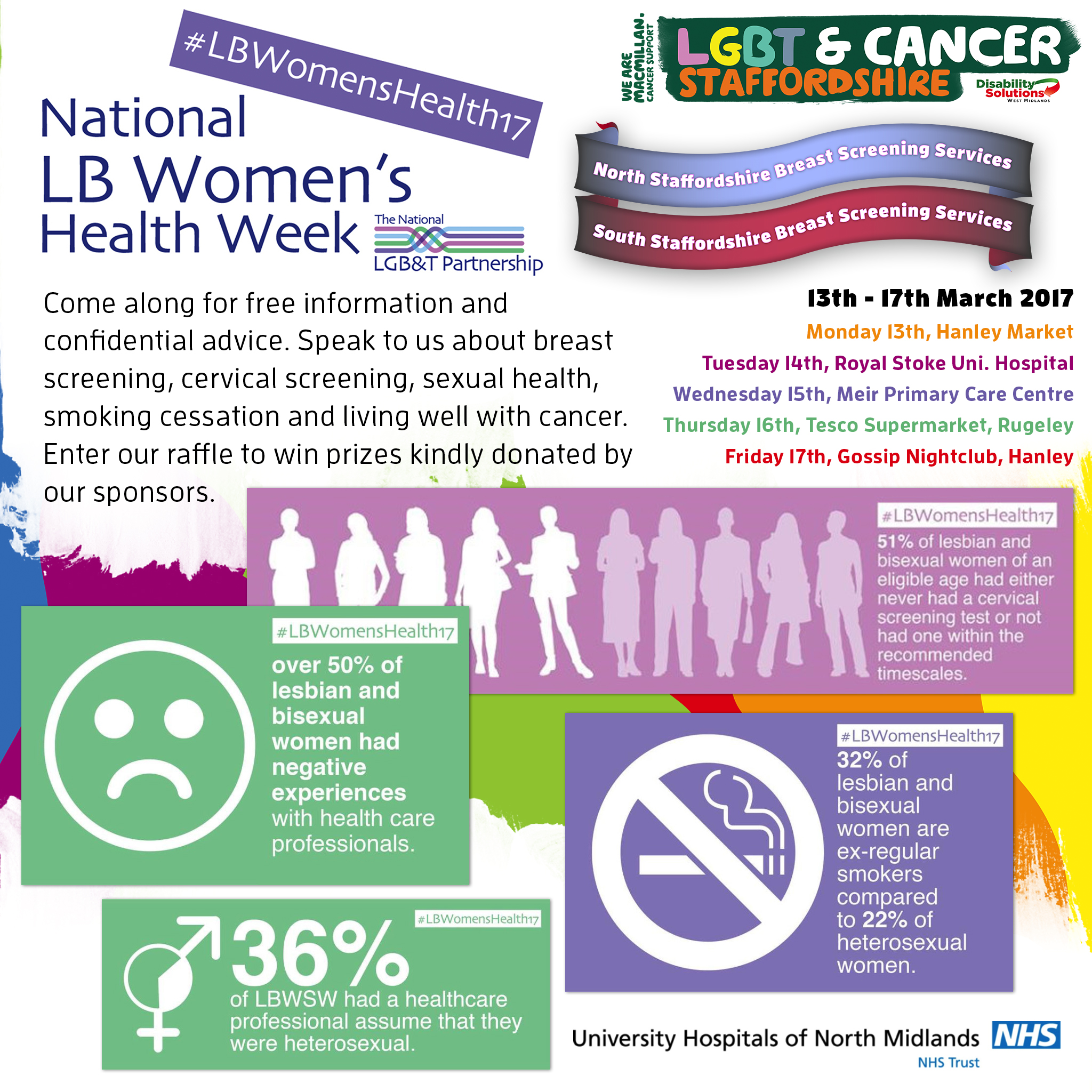Lesbian cancer national